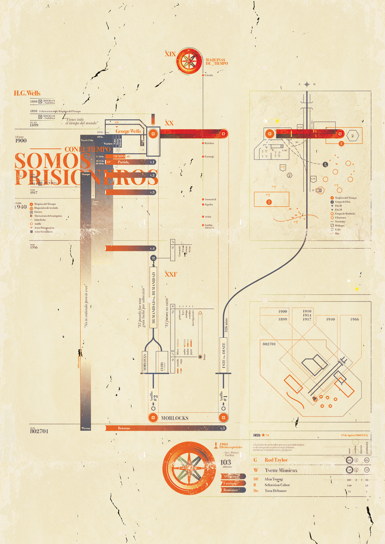Guapo Studio graphic design misc schematics